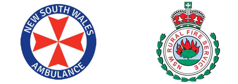 ES Logos Transparent rondels - Rotary Emergency Services ...